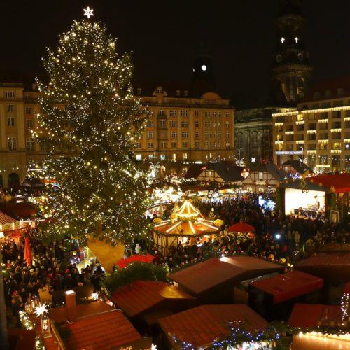 Joulumarkkinamatka Dresdeniin