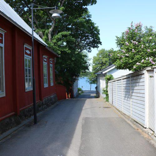 Päiväretki Tammisaareen