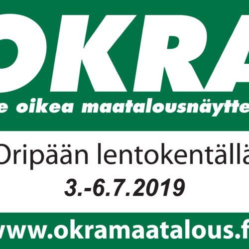 Okra Maatalousnäyttely Oripään lentokenttä 3-6.7.2019