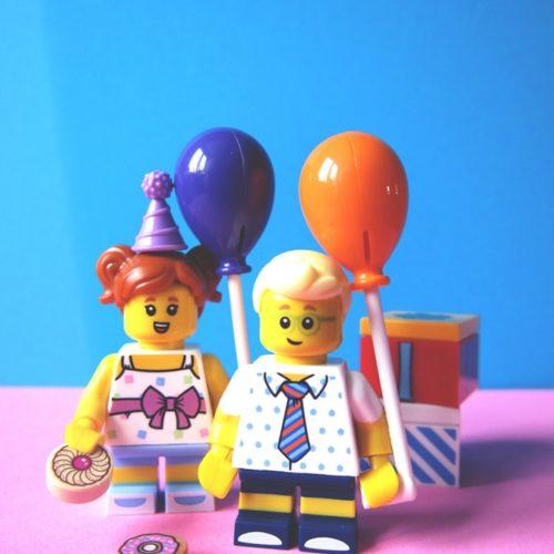 Pii Poon Lego rakennustapahtuma Helsingin Messukeskuksessa 28.9.2019