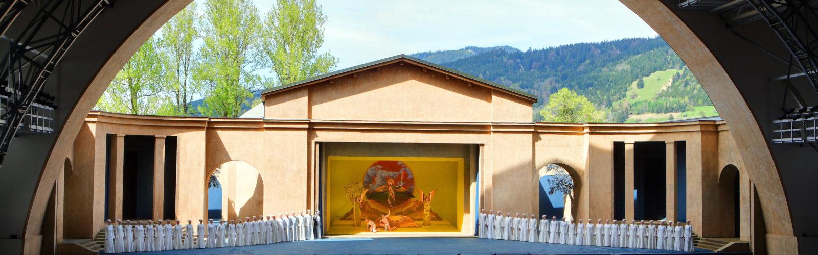 Unohtumaton matka! Oberammergaun Kärsimysnäytelmä Baijerissa