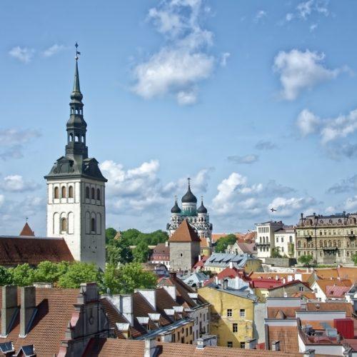Pääsiäismatka Tallinnaan