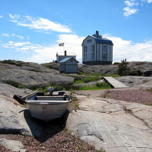 Matka Ahvenanmaalle pohjoisreittiä pitkin