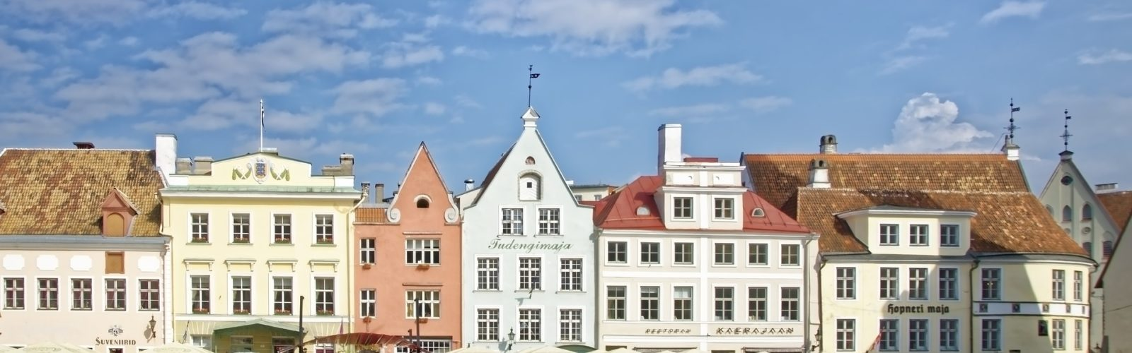 Hotellimatka Tallinnaan