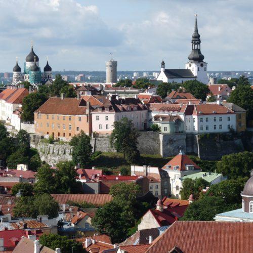 Helamatka Tallinnaan 2021