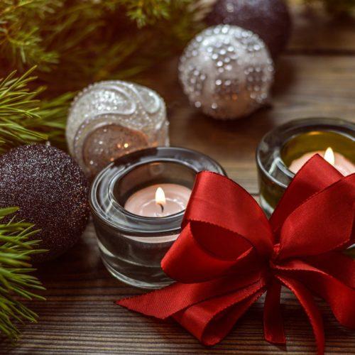 Rauhallista joulun aikaa ja hyvää tulevaa vuotta 2021