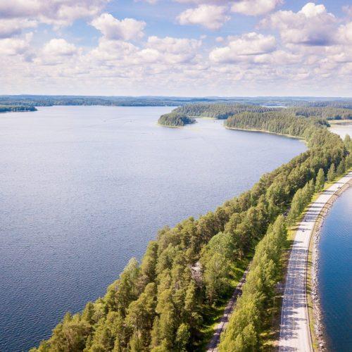 Lähde matkalle iloiseen Itä-Suomeen Punkaharjun kansallismaisemiin