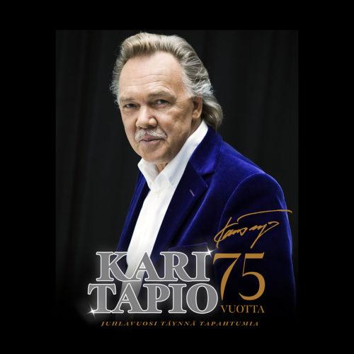 Konserttimatka Kari Tapio 75 v juhlakonsertti Tampere talo